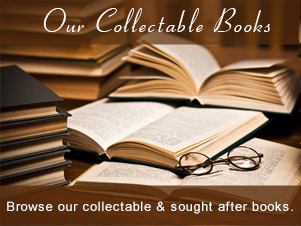 Browse our collectable and sought after books